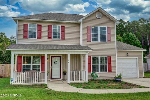 106 Blossom Court, Maple Hill, NC 28454 (MLS #100290048) :: The Legacy Team