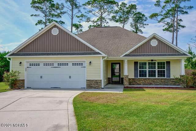 201 Marsh Haven Drive, Sneads Ferry, NC 28460 (MLS #100290060) :: Berkshire Hathaway HomeServices Hometown, REALTORS®
