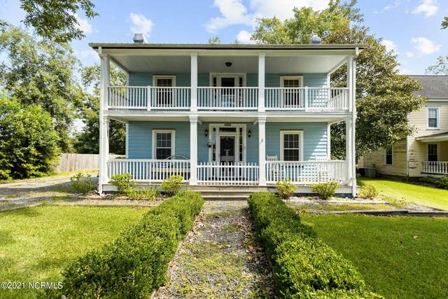 3366 E Railroad Boulevard, Newport, NC 28570 (MLS #100290226) :: Lejeune Home Pros of Century 21 Sweyer & Associates