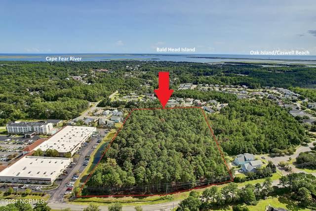 7.96ac Robert Ruark Drive, Southport, NC 28461 (MLS #100290348) :: Berkshire Hathaway HomeServices Prime Properties