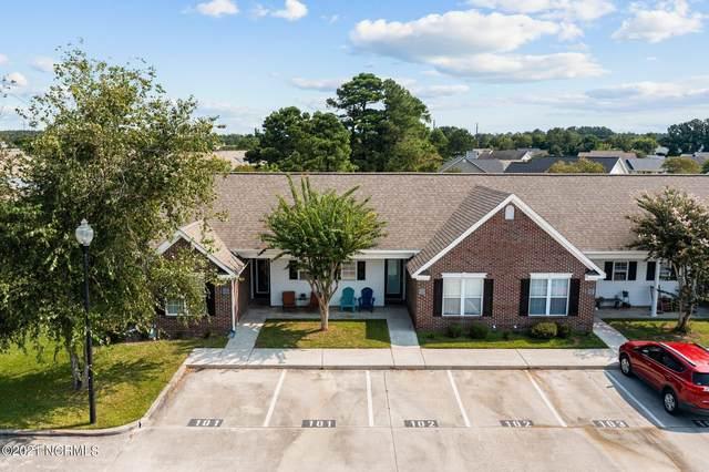 3004 Lauren Place Drive Apt 101, Wilmington, NC 28405 (MLS #100290430) :: Shapiro Real Estate Group