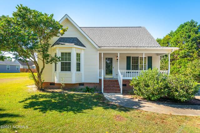 402 Arbor Drive, Greenville, NC 27858 (MLS #100290899) :: Courtney Carter Homes