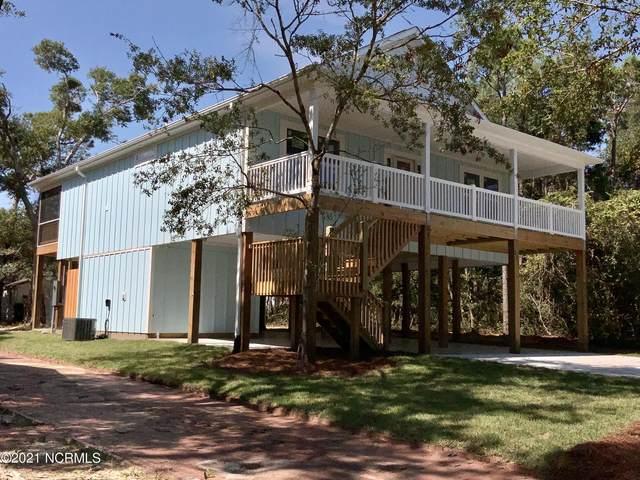 111 SE 3rd Street, Oak Island, NC 28465 (MLS #100291169) :: Berkshire Hathaway HomeServices Prime Properties