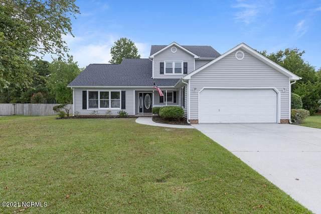 311 Foster Creek Road, Swansboro, NC 28584 (MLS #100291310) :: The Cheek Team