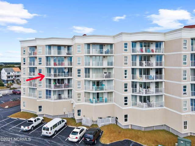 2000 New River Inlet Road Unit 1302, North Topsail Beach, NC 28460 (MLS #100291666) :: The Rising Tide Team