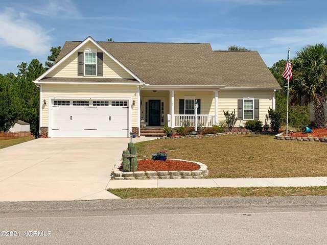 137 Tifton Circle, Cape Carteret, NC 28584 (MLS #100291709) :: Frost Real Estate Team