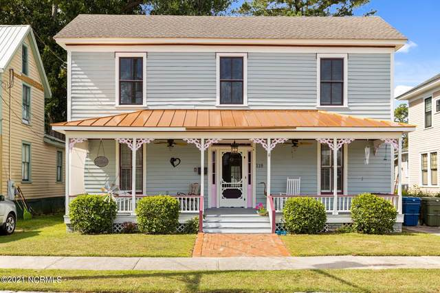 118 N Charlotte Street, Washington, NC 27889 (MLS #100291761) :: CENTURY 21 Sweyer & Associates