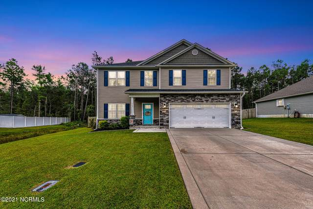 347 W Huckleberry Way, Rocky Point, NC 28457 (MLS #100291829) :: RE/MAX Elite Realty Group