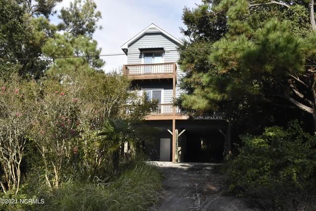 118 Deer Horn Drive, Emerald Isle, NC 28594 (MLS #100291920) :: Barefoot-Chandler & Associates LLC