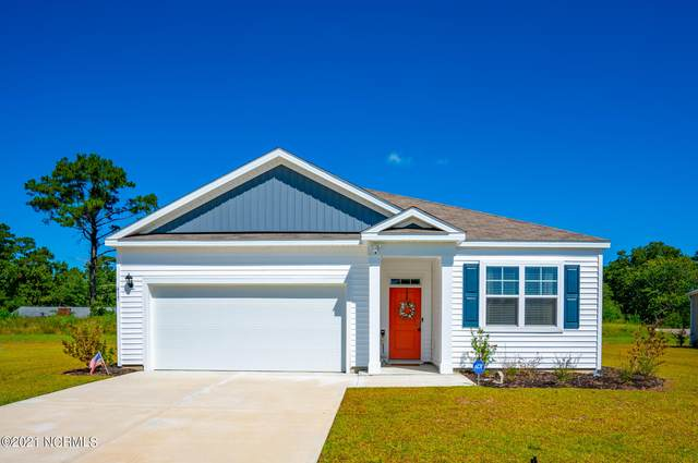 417 Tributary Circle, Wilmington, NC 28401 (MLS #100292073) :: The Legacy Team