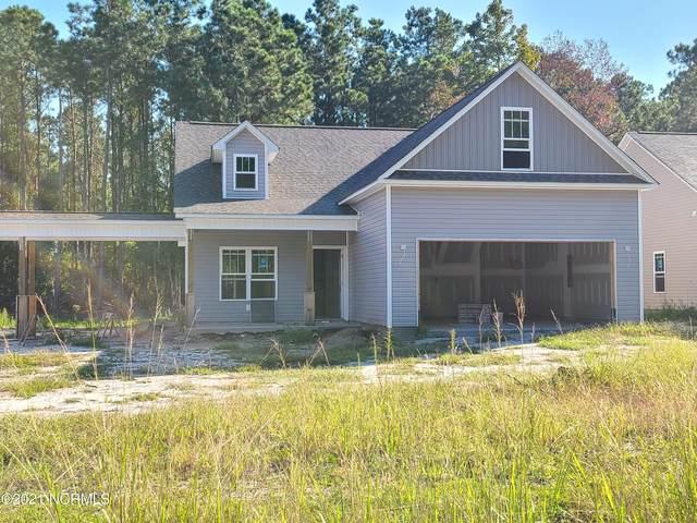 1235 Dan Owen Drive, Hampstead, NC 28443 (MLS #100292410) :: Barefoot-Chandler & Associates LLC