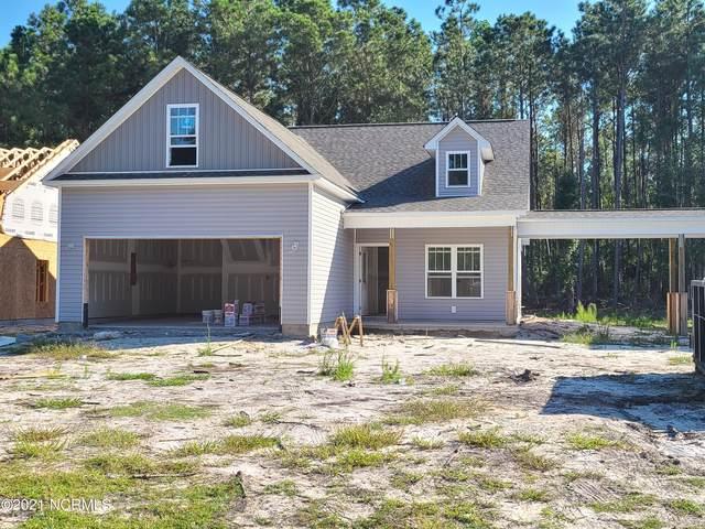 1225 Dan Owen Drive, Hampstead, NC 28443 (MLS #100292411) :: Barefoot-Chandler & Associates LLC