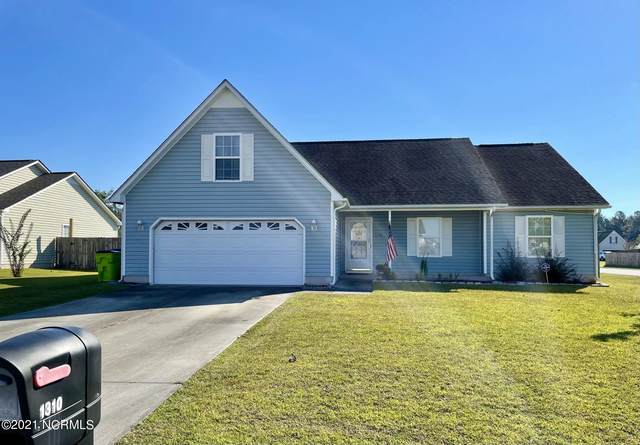 1310 Shellbark Court, Havelock, NC 28532 (MLS #100292419) :: Great Moves Realty