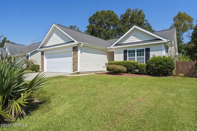 1023 Bally Bunion Lane, Burgaw, NC 28425 (MLS #100292466) :: Courtney Carter Homes