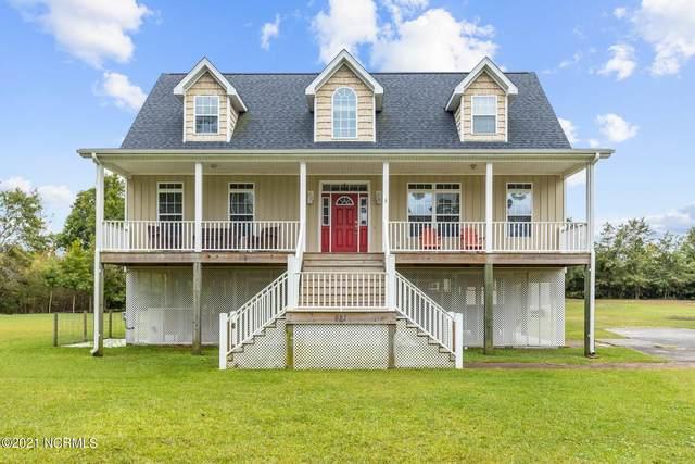 581 E Chatham Street, Newport, NC 28570 (MLS #100292591) :: CENTURY 21 Sweyer & Associates