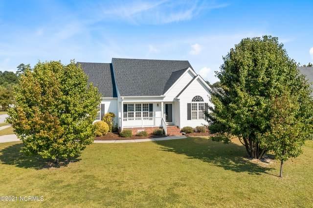 1213 Quarterpath Drive, Winterville, NC 28590 (MLS #100292774) :: Berkshire Hathaway HomeServices Prime Properties