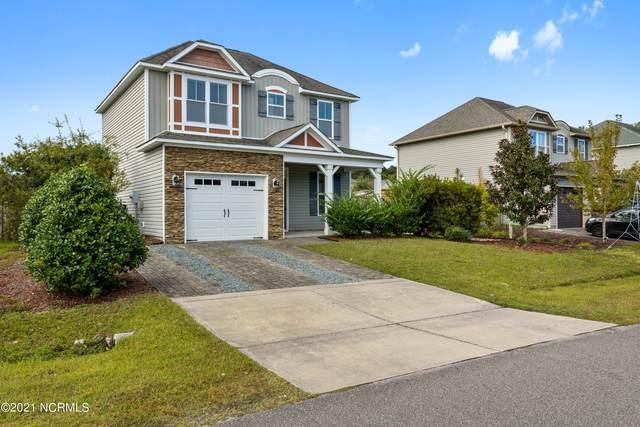1108 Whispering Doe Drive, Wilmington, NC 28409 (MLS #100292852) :: Berkshire Hathaway HomeServices Hometown, REALTORS®