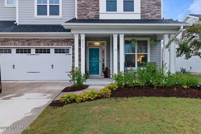 211 Willow Ridge Drive, Holly Ridge, NC 28445 (MLS #100293291) :: Shapiro Real Estate Group