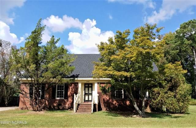 2706 Barkley Drive NW, Wilson, NC 27896 (MLS #100293683) :: Berkshire Hathaway HomeServices Hometown, REALTORS®