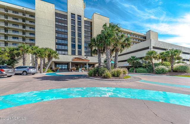 2700 N Lumina Avenue Unit 905, Wrightsville Beach, NC 28480 (MLS #100293978) :: Vance Young and Associates