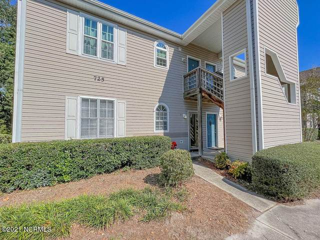 725 Bragg Drive Apt A, Wilmington, NC 28412 (MLS #100294058) :: Frost Real Estate Team