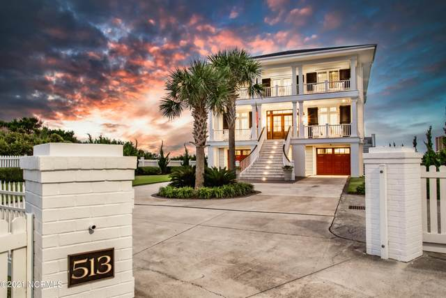 513 S Lumina Avenue, Wrightsville Beach, NC 28480 (MLS #100294160) :: Vance Young and Associates