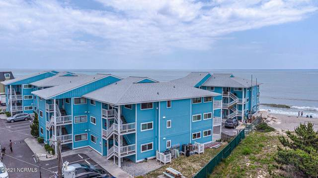 1437 Fort Fisher Boulevard S Unit J3, Kure Beach, NC 28449 (MLS #100294299) :: The Oceanaire Realty