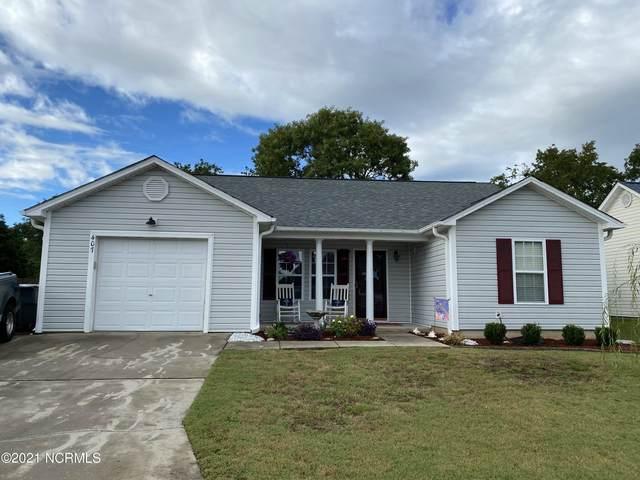 407 Brewster Lane, Wilmington, NC 28412 (MLS #100294339) :: The Tingen Team- Berkshire Hathaway HomeServices Prime Properties