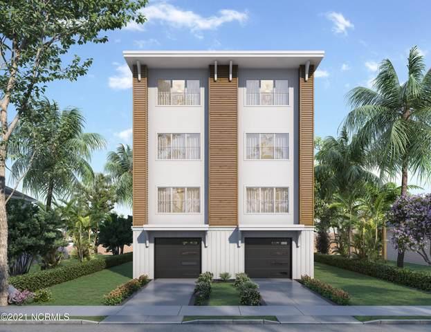 1311 Snapper Lane #1, Carolina Beach, NC 28428 (MLS #100294659) :: RE/MAX Elite Realty Group