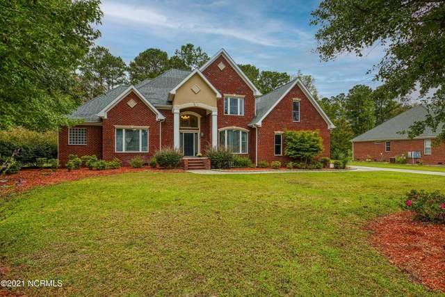 234 Royal Bluff Road, Jacksonville, NC 28540 (MLS #100295160) :: CENTURY 21 Sweyer & Associates