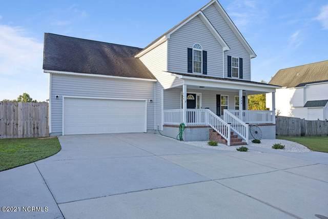 244 Petersburg Road, Richlands, NC 28574 (MLS #100295640) :: Frost Real Estate Team