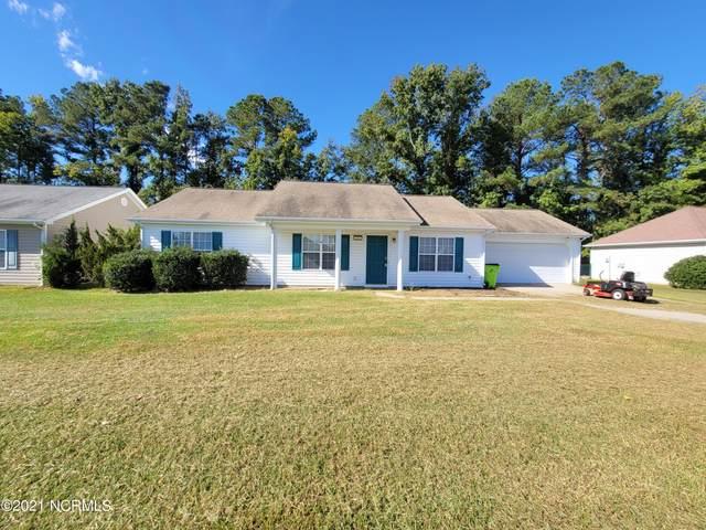 143 Corinth Drive, New Bern, NC 28562 (MLS #100295684) :: Lynda Haraway Group Real Estate