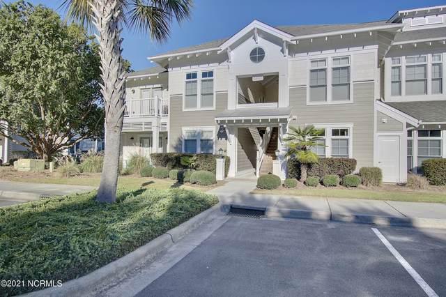 2537 St James Drive SE #802, Southport, NC 28461 (MLS #100296032) :: Shapiro Real Estate Group