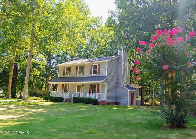 703 Lancelot Drive, Greenville, NC 27858 (MLS #100296222) :: Courtney Carter Homes