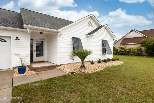 508 Saddlehorn Court, Swansboro, NC 28584 (MLS #100296276) :: Shapiro Real Estate Group