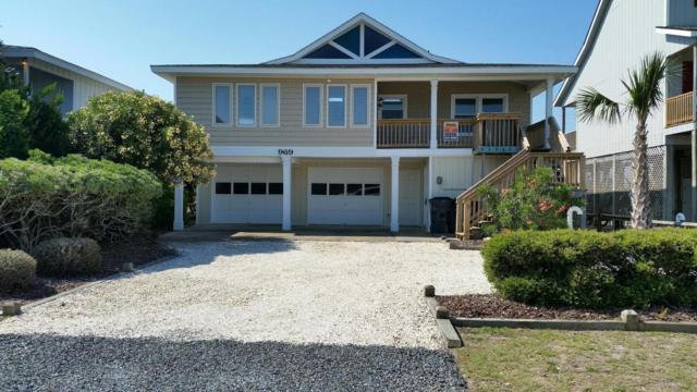 969 Ocean Blvd. Boulevard W, Holden Beach, NC 28462 (MLS #20694820) :: Century 21 Sweyer & Associates