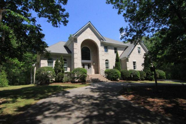 100 Rivercrest Drive, Greenville, NC 27858 (MLS #50122337) :: Century 21 Sweyer & Associates