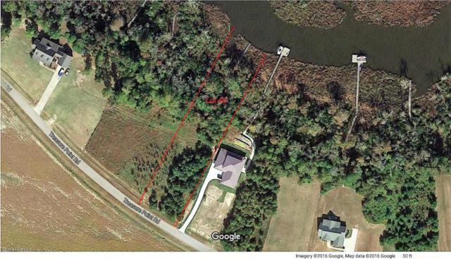 Lot 49 Treasure Point Drive, Bath, NC 27808 (MLS #70032625) :: Century 21 Sweyer & Associates