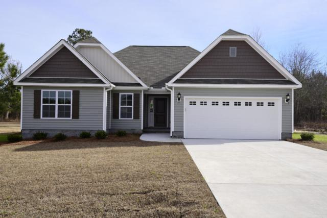 109 Trellis Lane, Vanceboro, NC 28586 (MLS #90103454) :: Century 21 Sweyer & Associates