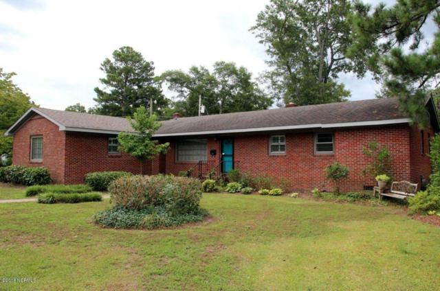 701 Park Lane, Laurinburg, NC 28352 (MLS #96036763) :: Century 21 Sweyer & Associates