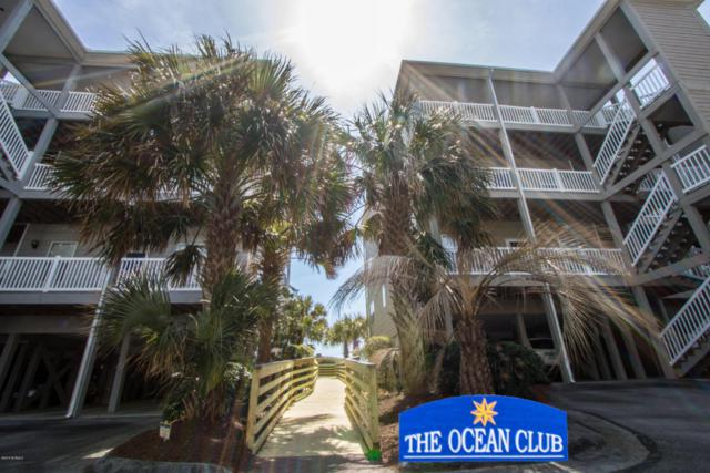 1701 Salter Path Road 101H, Indian Beach, NC 28512 (MLS #100000057) :: The Oceanaire Realty