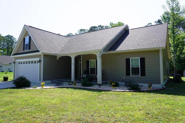 110 Silver Lake Court, Swansboro, NC 28584 (MLS #100028000) :: Century 21 Sweyer & Associates