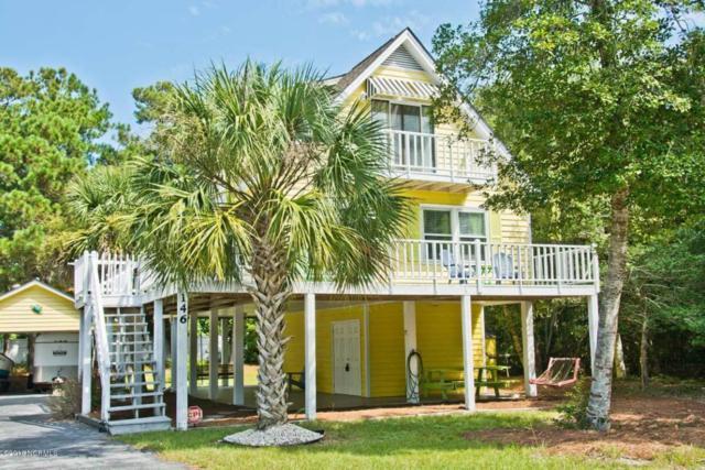 146 Fawn Drive, Emerald Isle, NC 28594 (MLS #100028014) :: Century 21 Sweyer & Associates