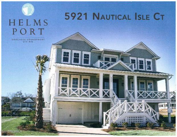 5921 Nautical Isle Court, Wilmington, NC 28409 (MLS #100032306) :: Century 21 Sweyer & Associates