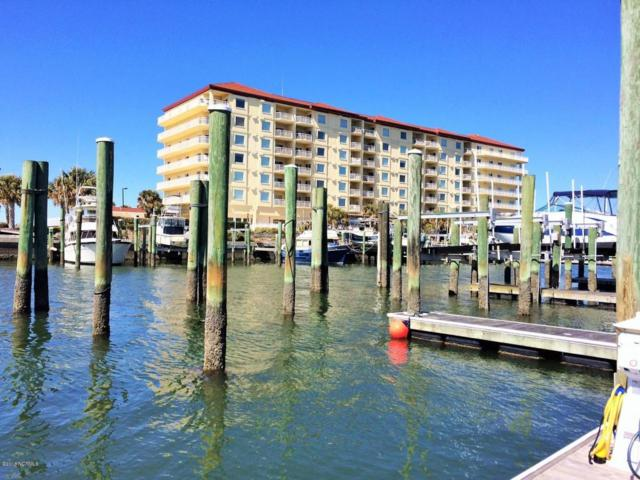 100 Olde Towne Yacht Club Road #610, Beaufort, NC 28516 (MLS #100033200) :: Century 21 Sweyer & Associates
