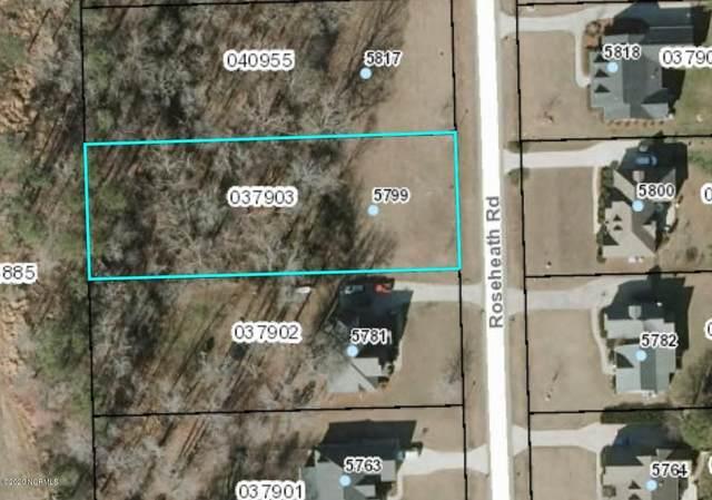 5799 Roseheath Road, Bailey, NC 27807 (MLS #100034547) :: Castro Real Estate Team