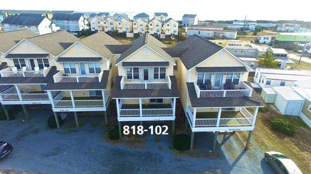 818 N New River #102, Surf City, NC 28445 (MLS #100036061) :: Century 21 Sweyer & Associates