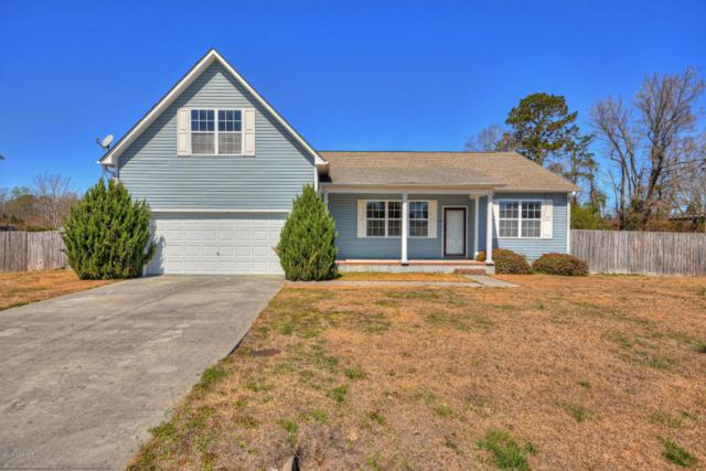 105 Briar Hollow Drive, Jacksonville, NC 28540 (MLS #100037303) :: Century 21 Sweyer & Associates