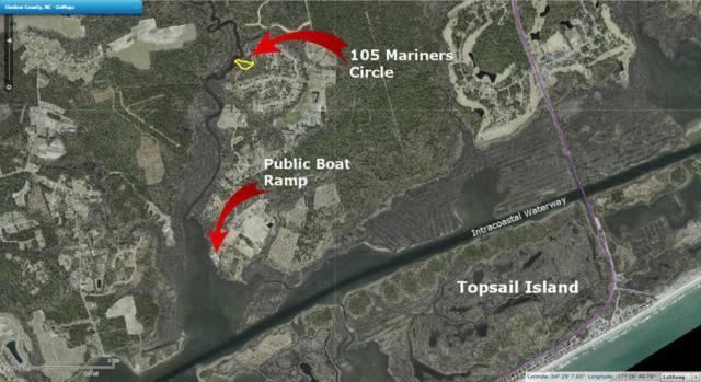 105 Mariners Circle, Sneads Ferry, NC 28460 (MLS #100037325) :: Century 21 Sweyer & Associates