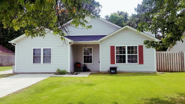 1110 Shroyer Circle, Jacksonville, NC 28540 (MLS #100042394) :: Century 21 Sweyer & Associates